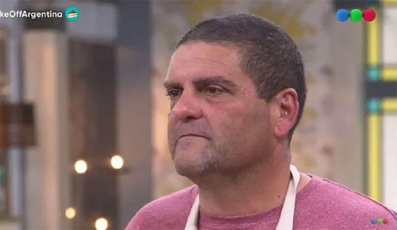 Gabriel es el primero eliminado de Bake Off