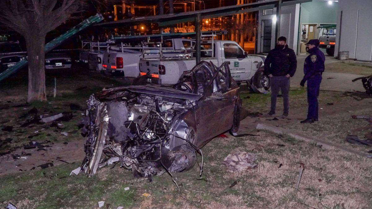 La tragedia ocurrió en la planta transformadora de Epec