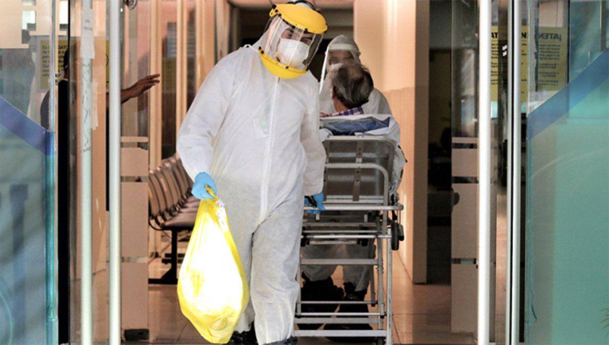Córdoba registró este martes más de 4.300 casos de coronavirus.