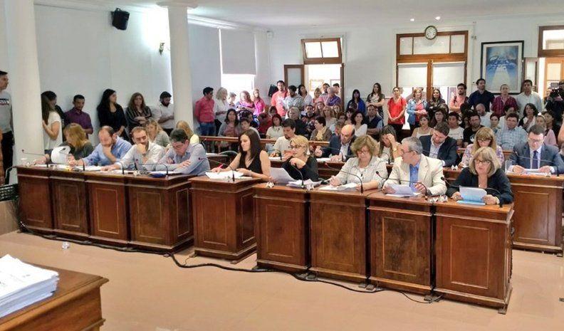 El oficialismo aprobó el Presupuesto en primera lectura