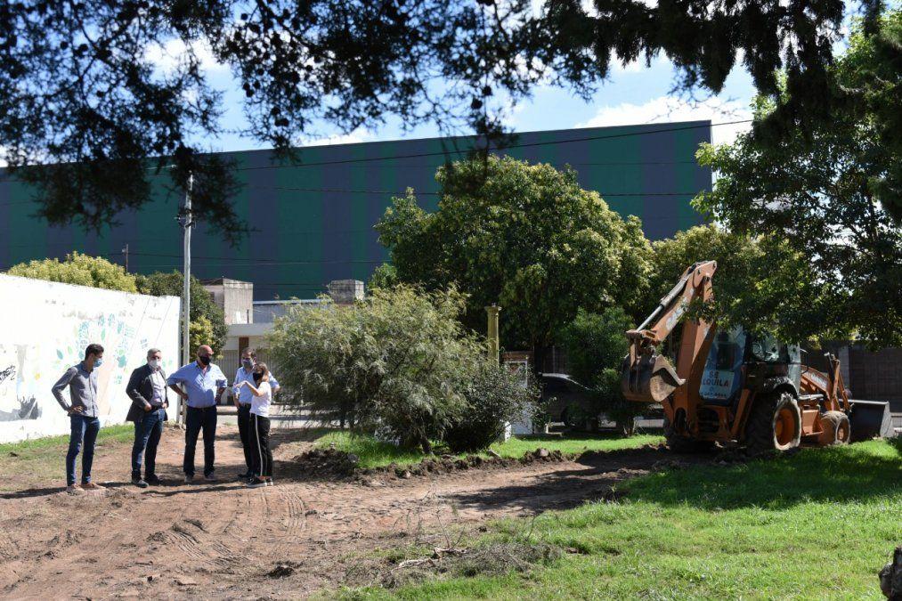 Con los aportes del gobierno nacional se inició un proceso de remodelación de plazas y plazoletas. Se espera obras de envergadura para los próximos meses.