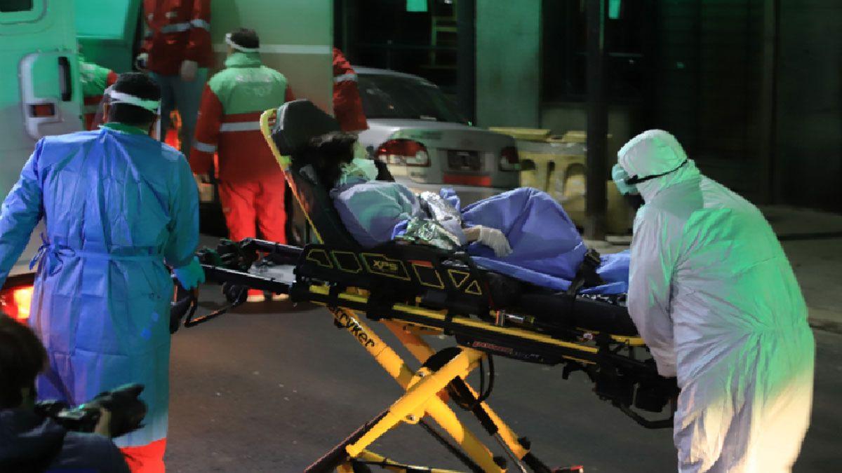 Otras 82 personas murieron y 9.902 fueron diagnosticadas con coronavirus en el país