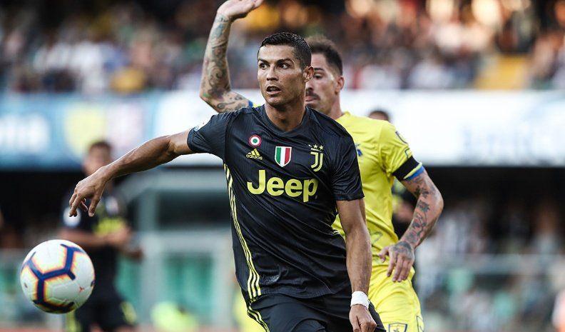 Juventus recibe a Lazio en el inicio de la segunda fecha