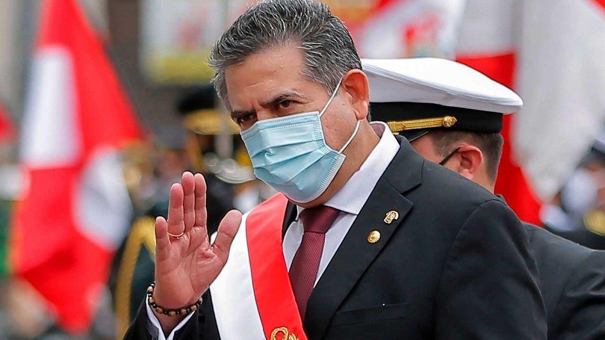 El Congreso de Perú hará un nuevo intento de designar presidente