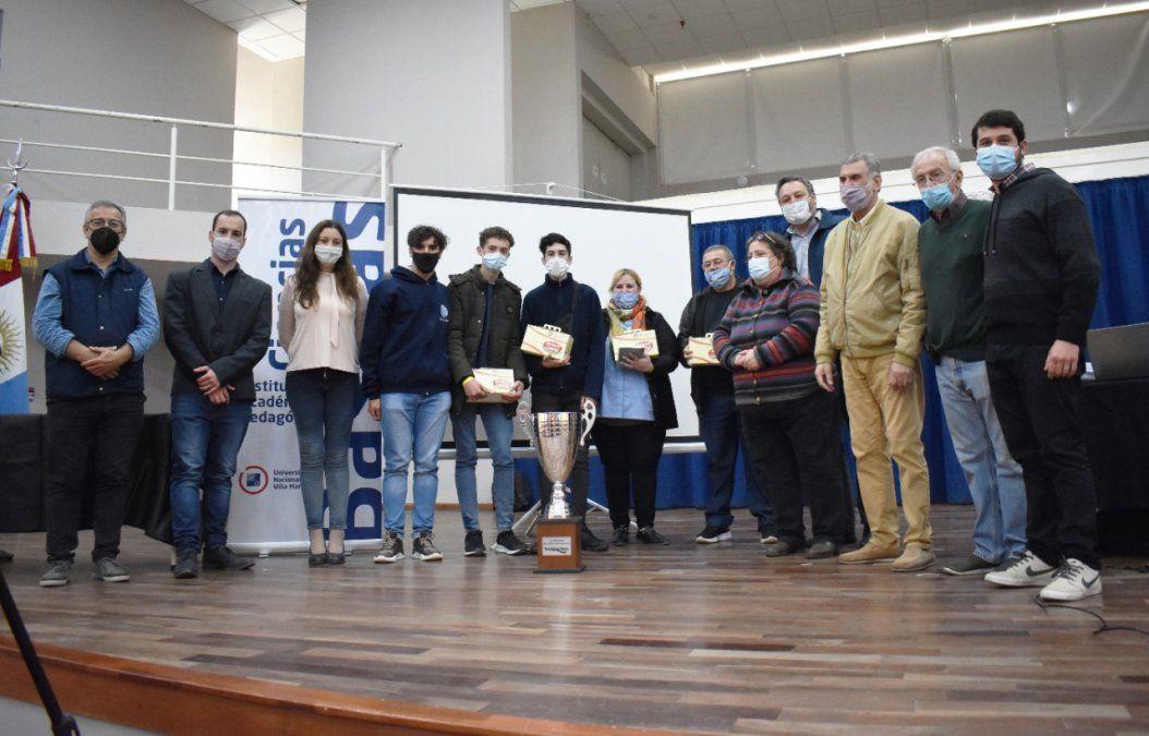 El elenco ganador se adjudicó la Copa Challenger