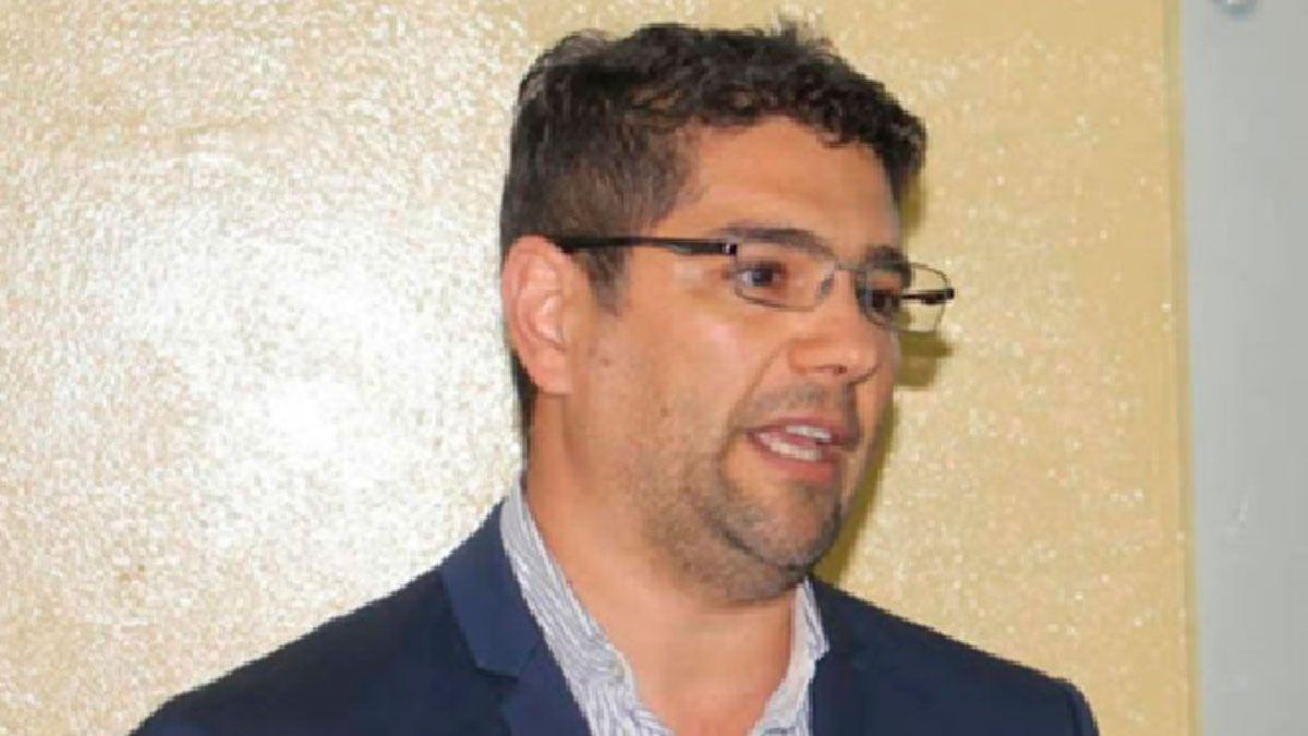 El doctor Diego Almada trabaja en RíoCuarto desde hace más de 15 días.