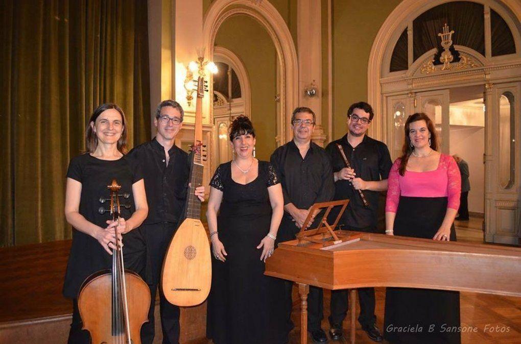 La Usina Cultural recibe al Ensamble Fiori Musicali