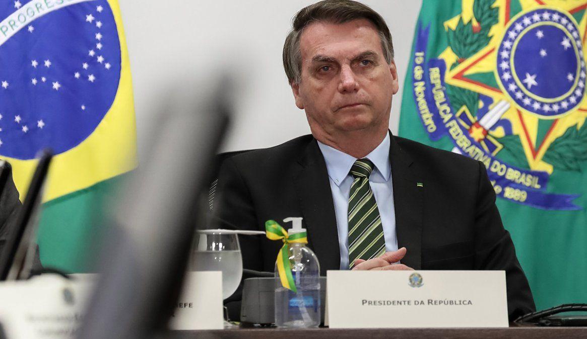 La economía de Brasil entra en recesión con una caída récord