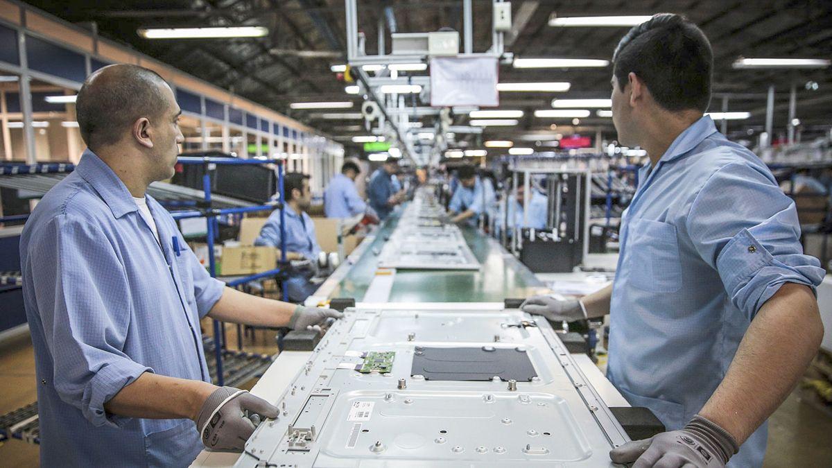 La mitad de la industria tuvo problemas para operar en junio por la cuarentena