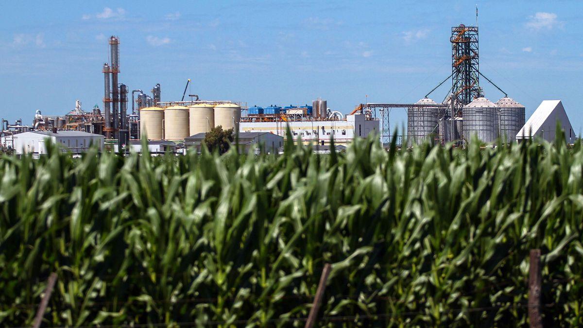Las empresas de bioetanol