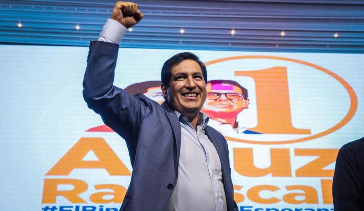 Ecuador: no se sabe quién disputará el balotaje con el correísmo
