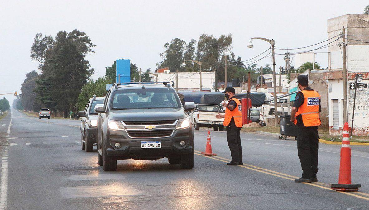 Mendoza vuelve a restringir la circulación de personas entre las 0.30 y las 5.30