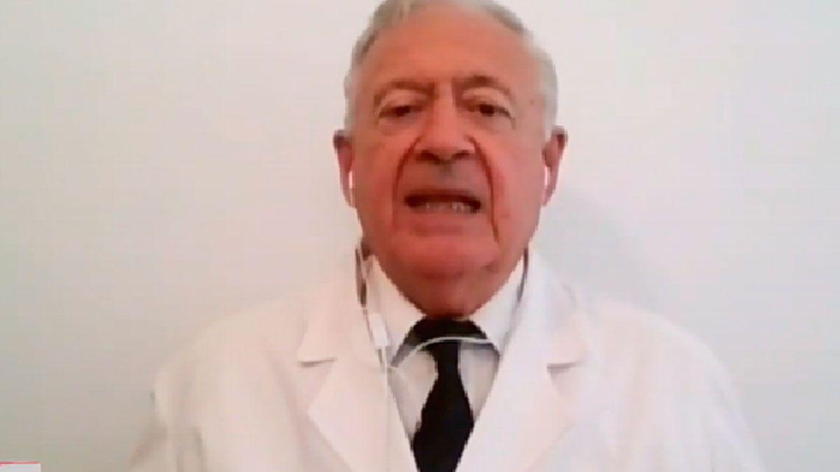 El infectólogo asesor del gobierno provincial resaltó la importancia de respetar las medidas sanitarias.