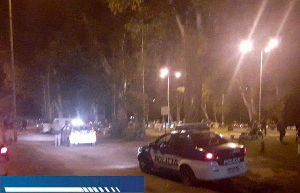 La Policía desactivó clandestinas todos los fines de semana de abril