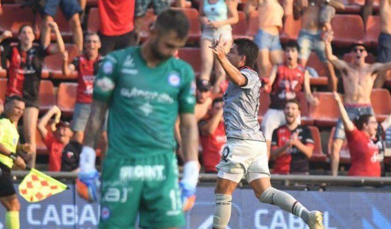 Colón derrotó a Argentinos Juniors