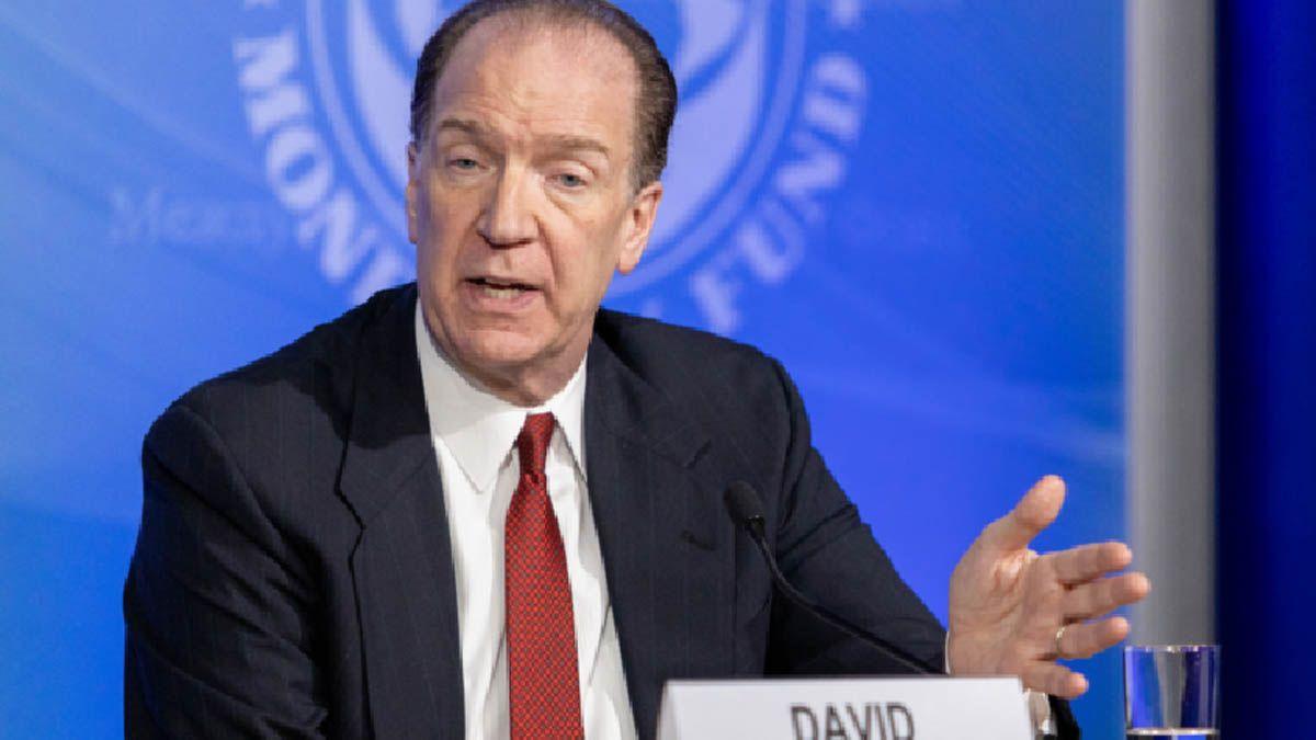 El presidente del Banco Mundial
