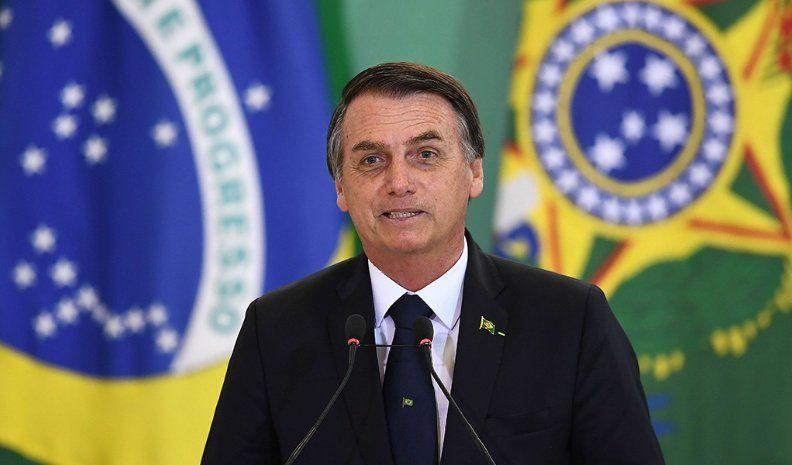 Primer escándalo de corrupción para Bolsonaro
