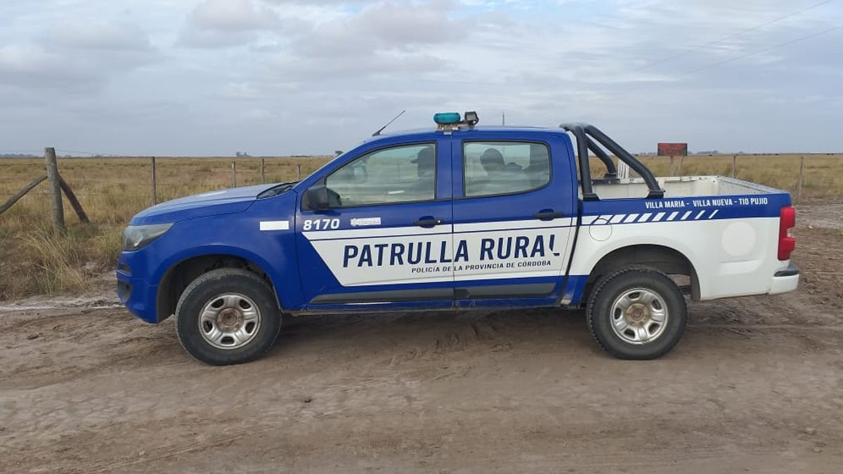 Los procedimientos fueron realizados por Patrulla Rural y la Departamental Juárez Celman.