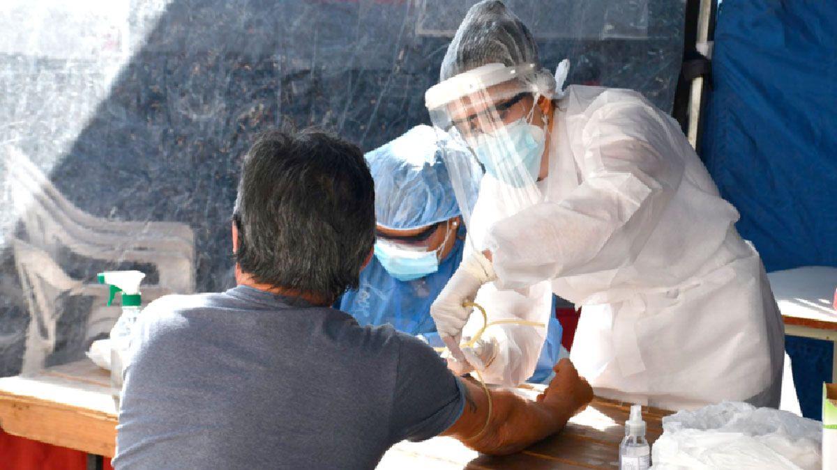 La ciudad de Río Cuarto registró 80 nuevos casos.