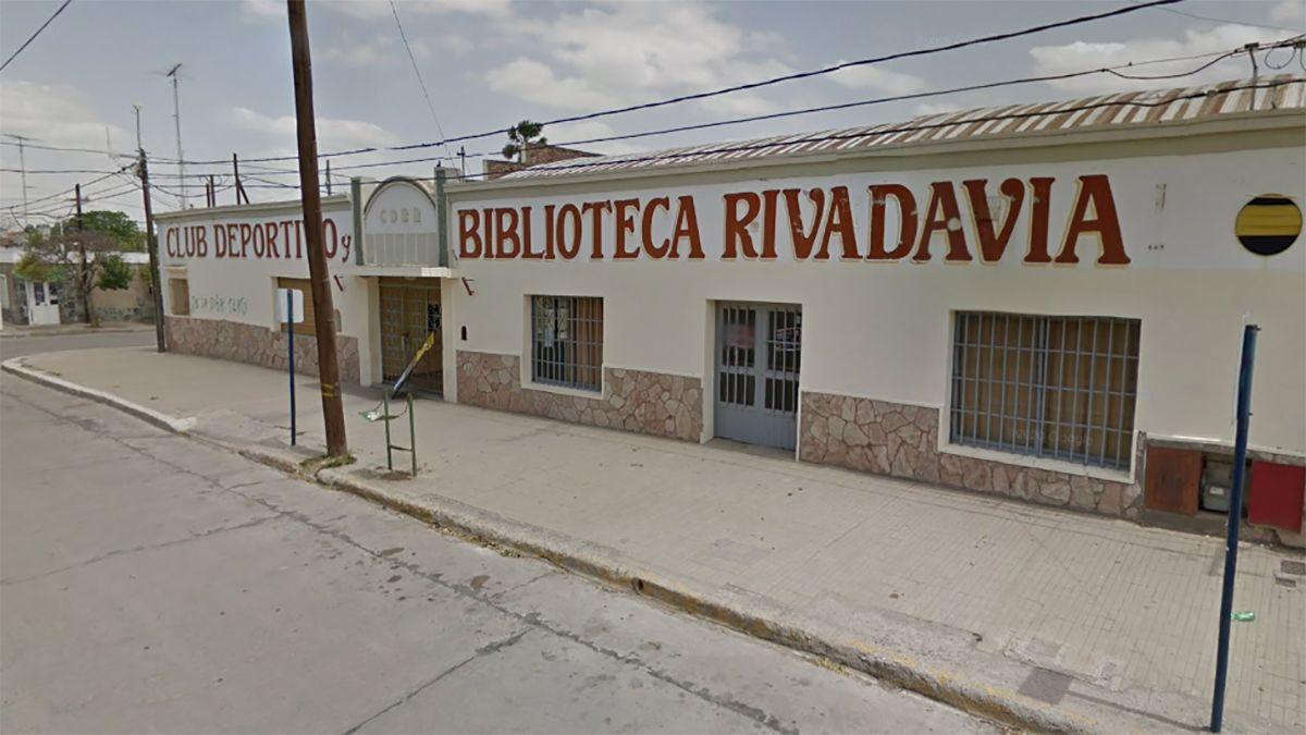 Funcionará un nuevo puesto de testeo en el Club Rivadavia