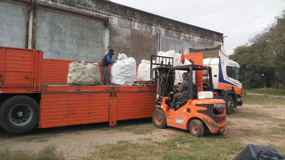 Cerca de 4.500 ecobotellas fueron receptadas por el municipio