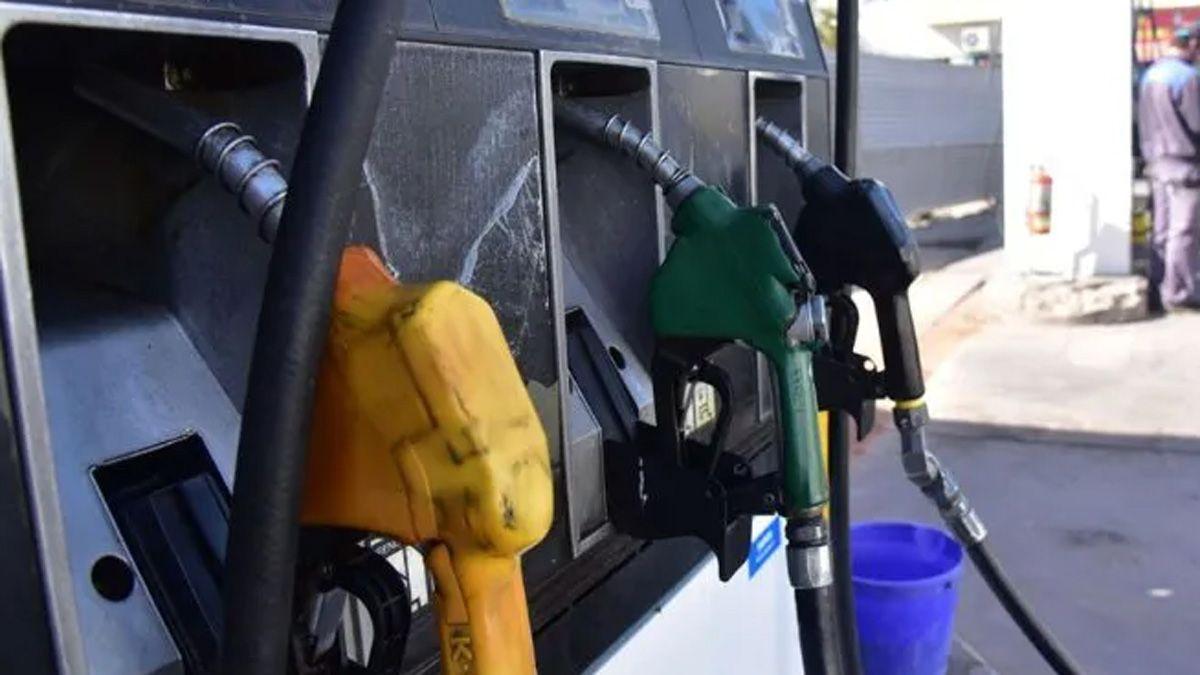 YPF aumentó los combustibles un 5% en promedio en todo el país