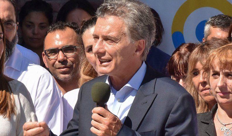 Macri: Que nunca más haya procesos de violencia masiva