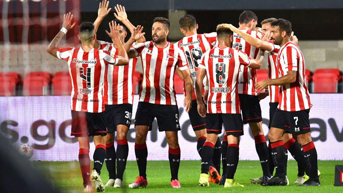 Estudiantes de La Plata se aseguró la clasificación a cuartos tras vencer a Platense