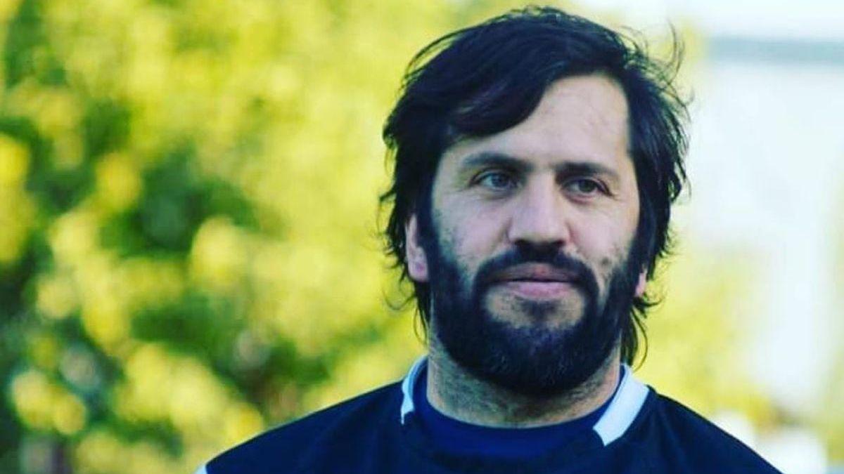 Pablo Pereyra es uno de los capitanes de San Martín. Es la guía de los más jóvenes. aportando toda su experiencia.