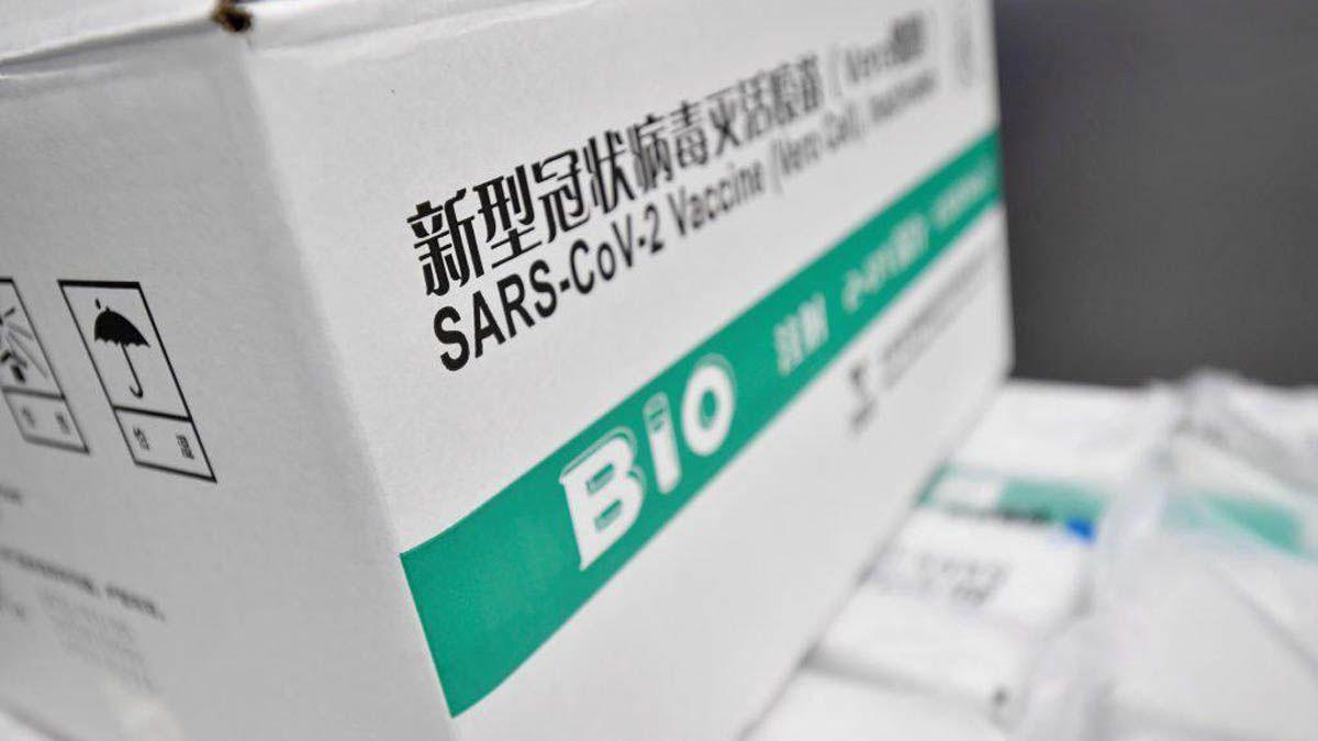 El Gobierno anunció la autorización de la vacuna de Sinopharm para mayores de 60 años