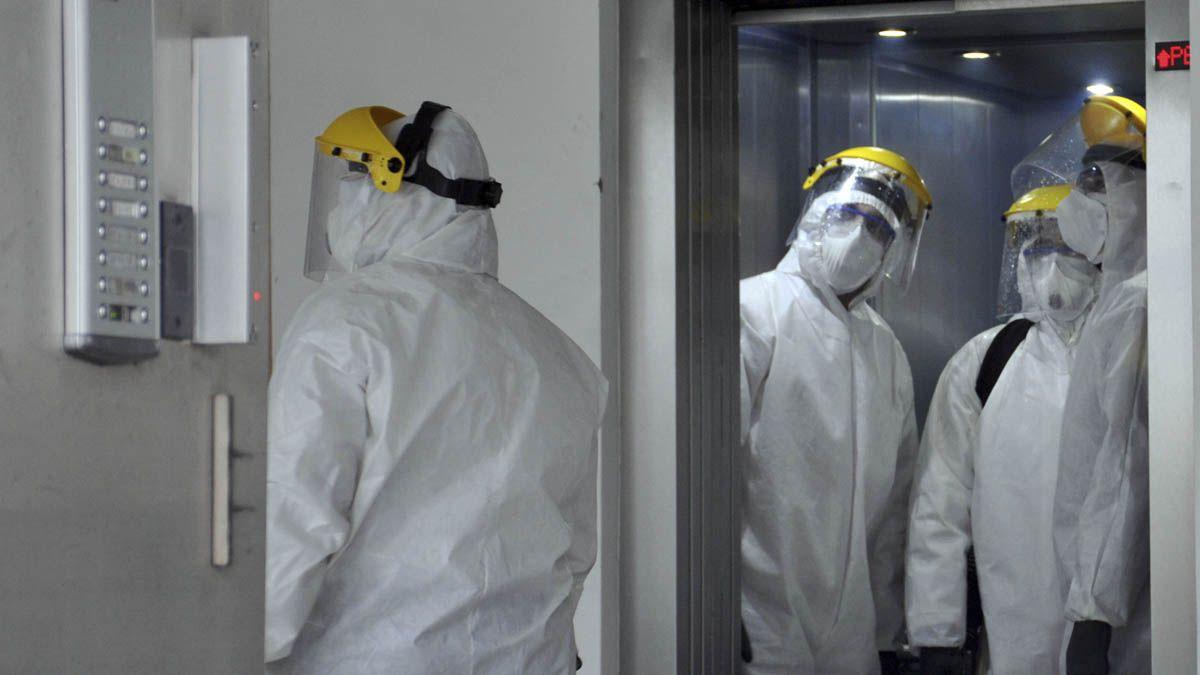 Argentina superó los 1.700 fallecidos por coronavirus.