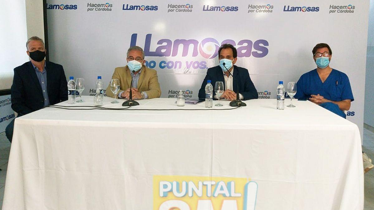Juan Manuel Llamosas brindó precisiones de sus propuestas en Salud