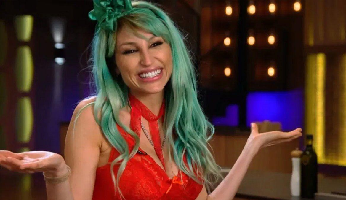 Vicky Xipolitakis es la segunda eliminada de Masterchef Celebrity