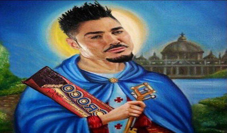 Ricardo Fort, el nuevo santo popular