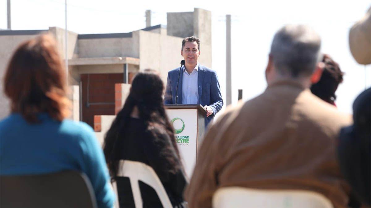 El vicegobernador Manuel Calvo reiteró el respaldo al campo.