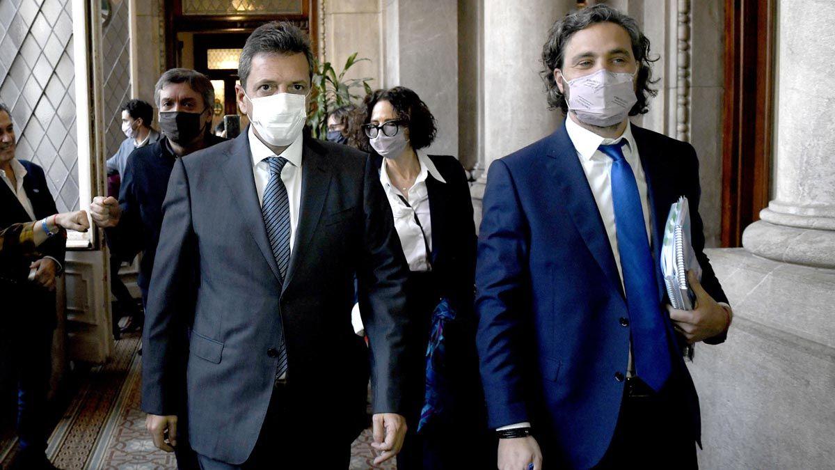 El jefe de Gabinete sostuvo esta mañana que el resultado electoral es reflejo de lo mucho que la pandemia de coronavirus le hizo sufrir la gente.