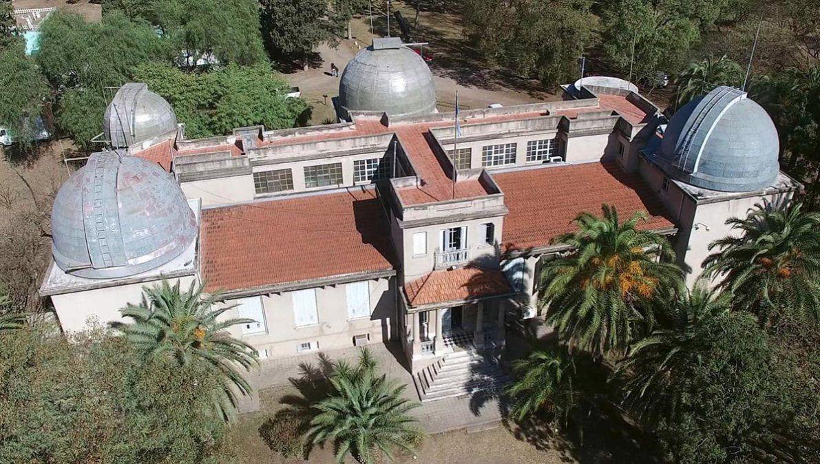 El Observatorio Astronómico de Córdoba ahora se puede visitar online
