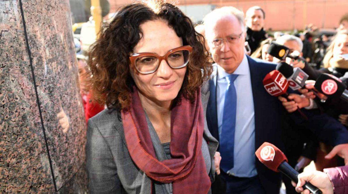 Cecilia Todesca se refirió a las expresiones de Cristina Kirchner.