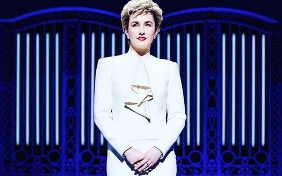 Diana: A True Musical Story se verá por Netflix en 2021.