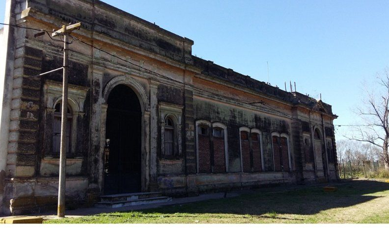 Declararán monumento histórico nacional al ex Hotel de los Inmigrantes