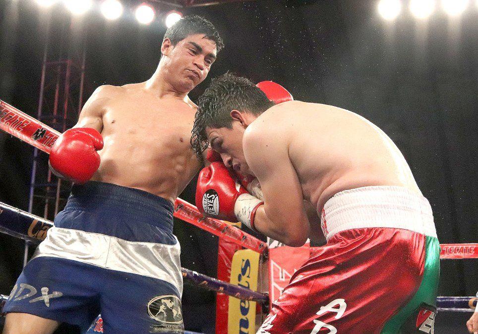 José Puro Paz va en busca del título mundial WBF