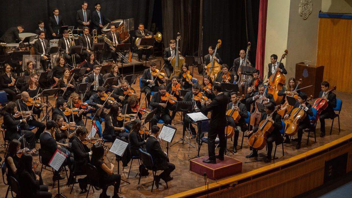 La Orquesta Sinfónica de la UNC interpretará Tango & Jazz en el Festival Polifónico 2021.