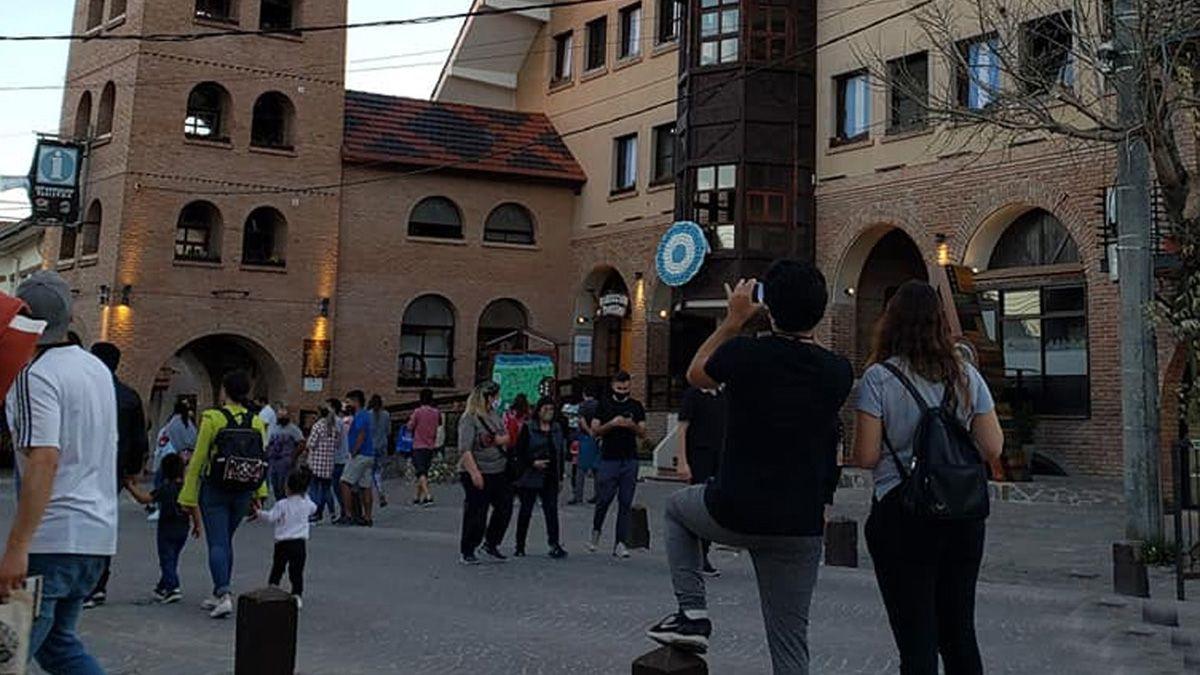 """Villa General Belgrano estima cerrar este fin de semana con el 90% de ocupación. """"Fueron unas vacaciones muy buenas"""""""