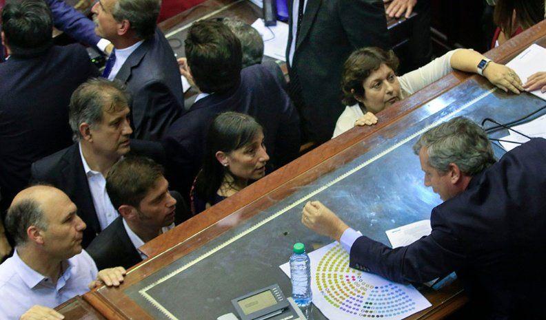 Se levantó la sesión especial para votar la reforma previsional