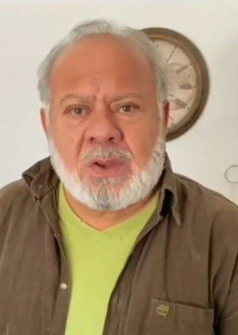 """""""Cacho"""" Buenaventura (humorista)."""