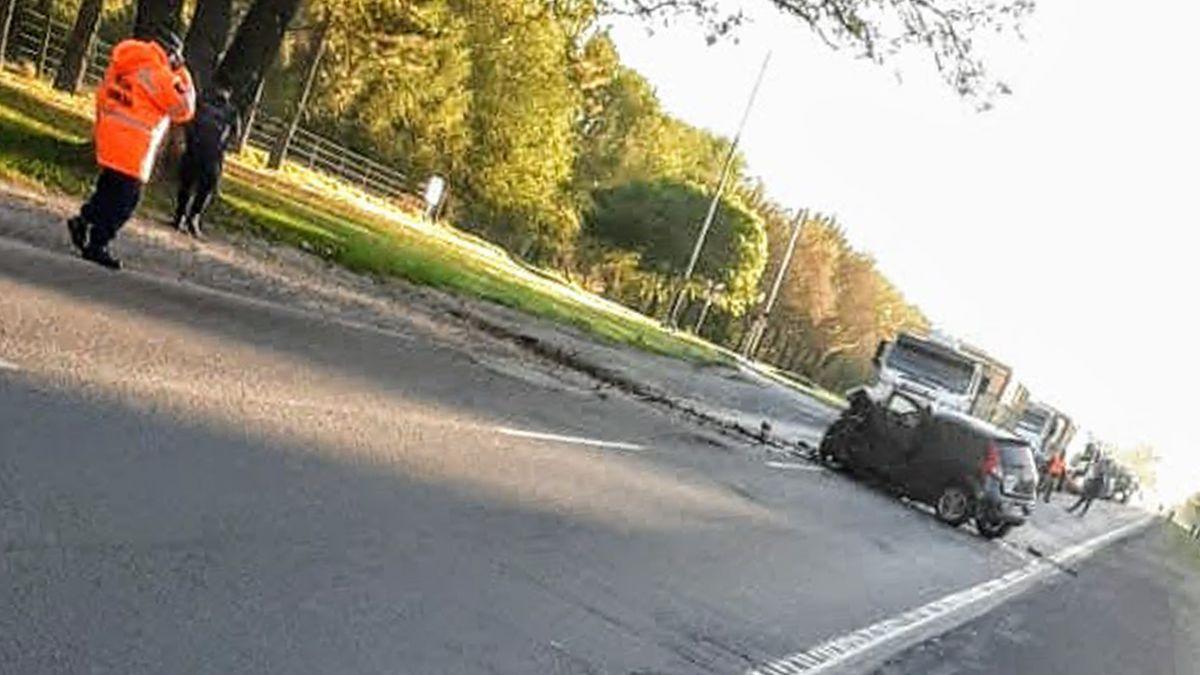 Un accidente fatal y otro con un herido grave en General Cabrera
