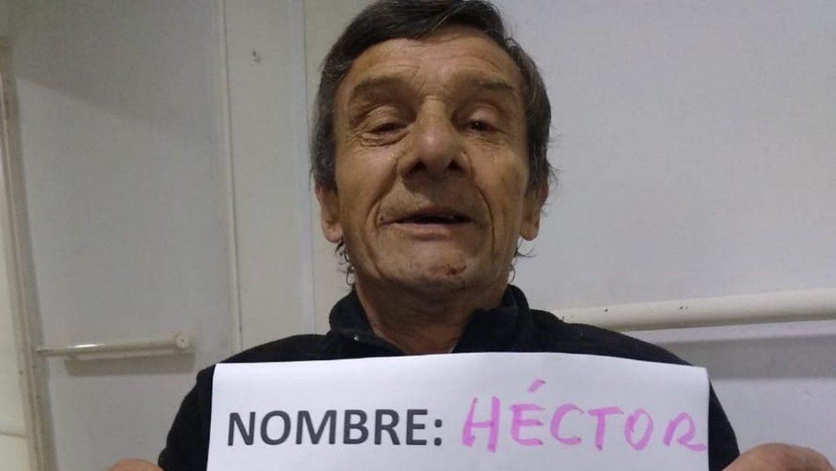 La imagen pertenece a uno de los adultos mayores que participaron del proyecto de Rotaract.