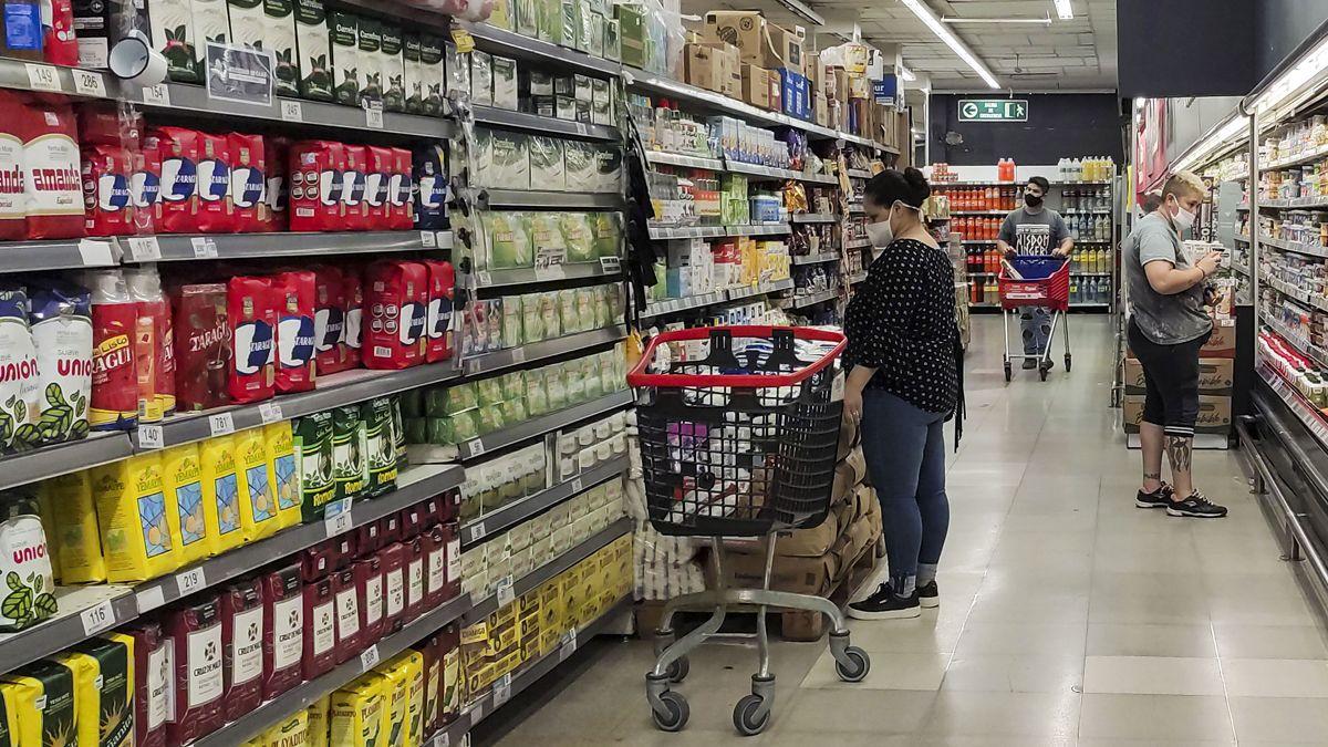 La inflación acumula una suba del 21