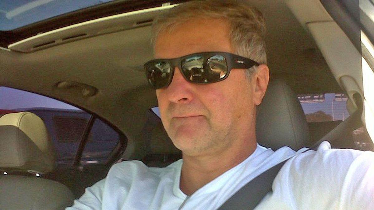 El huinquense Sergio Daniel Nazer fue detenido anoche en Monte Grande.