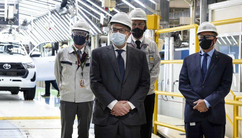 Pese a la crisis y la pandemia, proyectan una producción de 450 mil vehículos